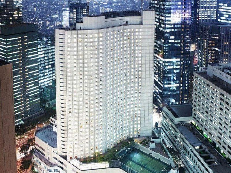 Hilton Tokyo Summer Games
