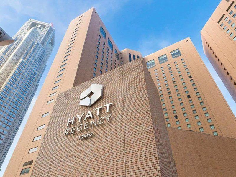 Hyatt Regency Tokyo Summer Games