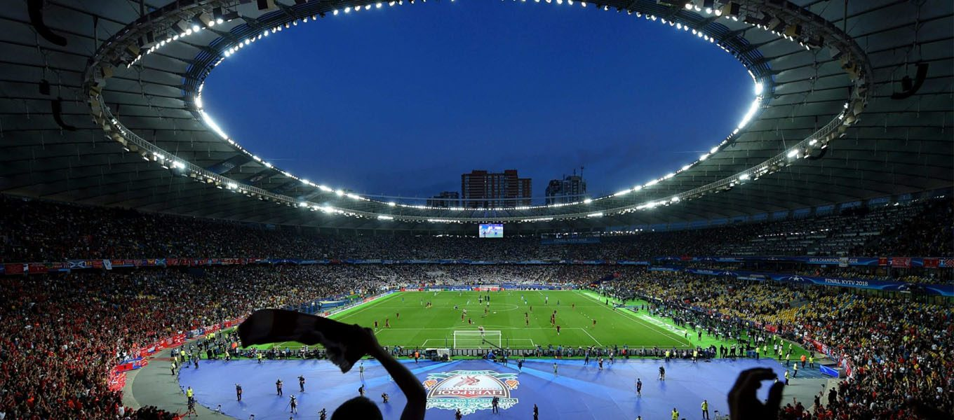 The Ultimate Champions League Final Experience