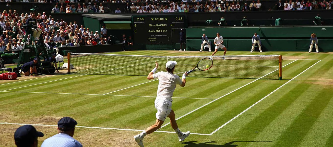 The Ultimate Wimbledon Experience